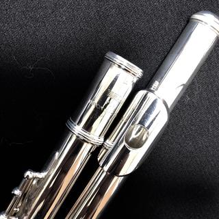 ヤマハ(ヤマハ)のヤマハ フルートYFL-311(Eメカ付き)頭管部銀 タイムセール(フルート)