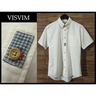 ヴィスヴィム(VISVIM)のvisvim V+V B.D. OXFORD SHIRT S/S GIZA S(シャツ)
