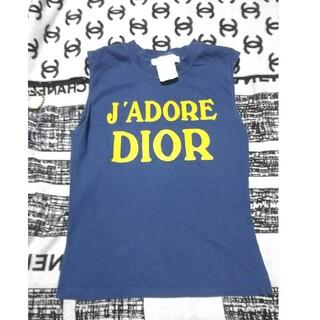 クリスチャンディオール(Christian Dior)の希少✨レア✨Christian Dior✨タンクトップ✨ヴィンテージ(タンクトップ)