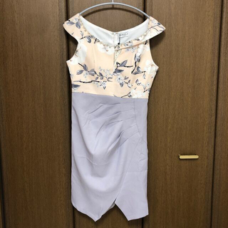 ジュエルズ(JEWELS)の新品タグ付きドレス(ミディアムドレス)