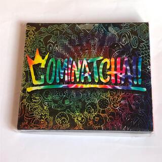 ワニマ(WANIMA)の【最終値下げ】WANIMA/COMINATCHA!! CD+DVD+フォトブック(ポップス/ロック(邦楽))