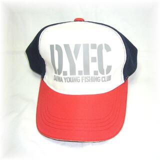 ダイワ(DAIWA)の釣り帽子★DYFC帽子★ダイワ Daiwaメッシュキャップジュニア56-60cm(その他)