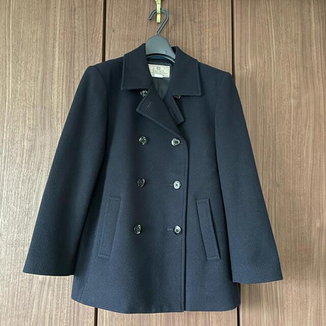 豊島岡 指定コート Sサイズ レディースのジャケット/アウター(ピーコート)の商品写真