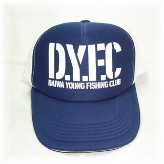 ダイワ(DAIWA)の釣り帽子★DYFC帽子★ダイワ Daiwaメッシュキャップ フリー56-60cm(その他)