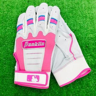 フランクリン(FRANKLYN)の新品未使用 フランクリン CFXPROシリーズ  オリジナルバッティング手袋 (防具)