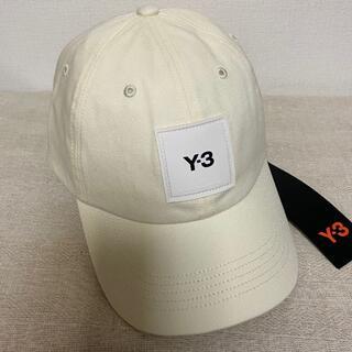 Y-3 - 21SS新作・新品【Y-3 ワイスリー】ロゴキャップ ホワイト