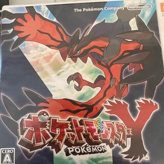ポケットモンスター Y 3DS(その他)
