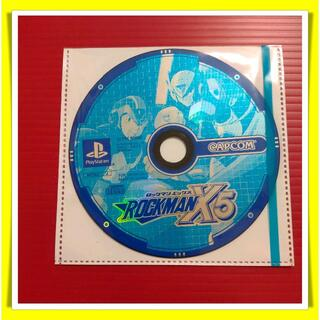 プレイステーション(PlayStation)のPS ロックマンX5(家庭用ゲームソフト)