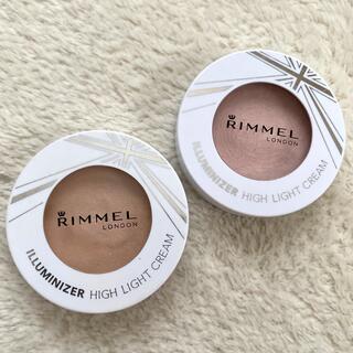 リンメル(RIMMEL)のRIMMEL リンメル イルミナイザー ハイライトクリーム(その他)