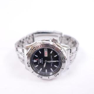 セイコー(SEIKO)の■SEIKO 自動巻腕時計 シルバー メンズ(腕時計(アナログ))