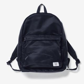 ダブルタップス(W)taps)の21SS WTAPS BOOK PACK BAG BLACK リュックサック(バッグパック/リュック)