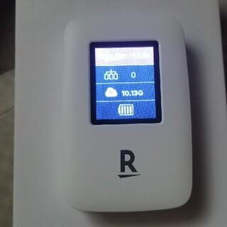 ラクテン(Rakuten)のRakuten WiFi Pocket WiFiルーター『楽天WiFiポケット』(その他)