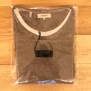 ノンネイティブ(nonnative)の美品⭐︎nonnative ロングスリーブTシャツ BROWN(Tシャツ/カットソー(七分/長袖))