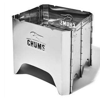 CHUMS - CHUMSチャムスブービーフェイスフォールディングファイヤーピット