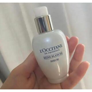 L'OCCITANE - ロクシタン レーヌブランシュ ホワイトインフュージョンセラム