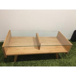 ウニコ(unico)のIro様専用 モモナチュラル COMO 2WAY LOW TABLE(ローテーブル)