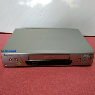 Panasonic - VHSビデオデッキ