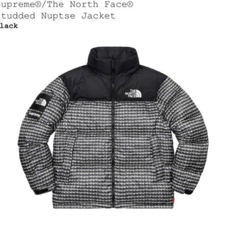 Supreme - Supreme The North Face Studded Nuptse
