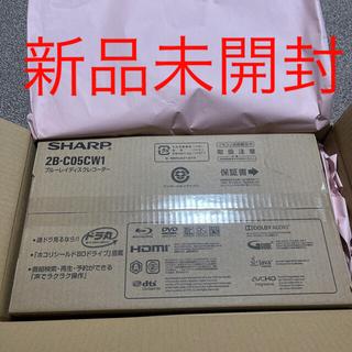 AQUOS - AQUOS ブルーレイレコーダー 500GB 2B-C05CW1