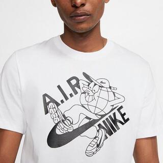 ナイキ(NIKE)の【新品】NIKE AS M NSW TEE SSNL 1 WHITE(Tシャツ/カットソー(半袖/袖なし))