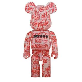 メディコムトイ(MEDICOM TOY)のBE@RBRICK atmos×Coca-Cola1000%CLEAR BODY(その他)