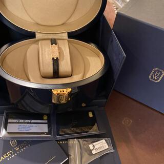 ハリーウィンストン(HARRY WINSTON)の正規品ハリーウインストン レディース腕時計(腕時計)