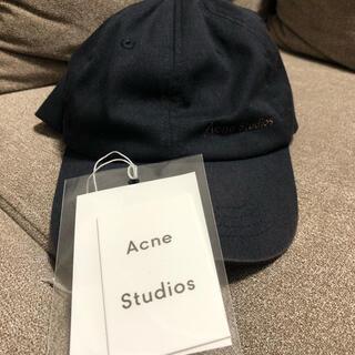 アクネ(ACNE)のAcne Studios ロゴキャップ(キャップ)