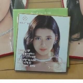 ゆ様専用 niziu くじ 色紙 リマ(K-POP/アジア)