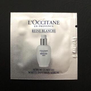 L'OCCITANE - ロクシタン RBホワイトインフュージョンセラム サンプル