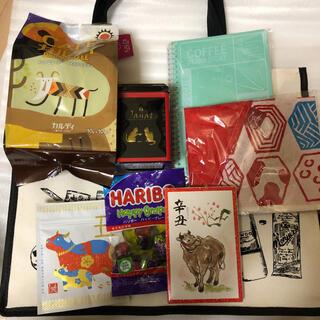 KALDI - カルディ 2021 福袋 食品、バッグ、お茶など【8点と、おまけ1点セット】