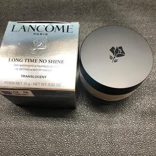 ランコム(LANCOME)のLANCOME タンイドル ウルトラ ウェア ルースパウダー 15g(フェイスパウダー)