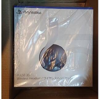 プレイステーション(PlayStation)のSONY PULSE 3D ワイヤレス ヘッドセット(その他)