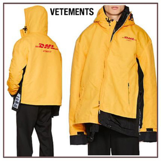 Balenciaga - vetements DHL ブルゾン