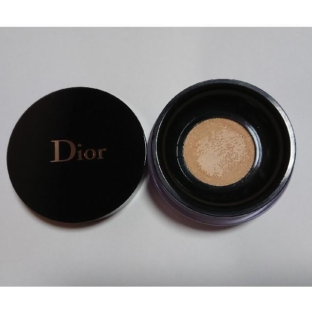 Christian Dior(クリスチャンディオール)の【中古】ディオール/ルースパウダー&下地セット コスメ/美容のベースメイク/化粧品(フェイスパウダー)の商品写真