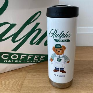 ポロラルフローレン(POLO RALPH LAUREN)のラルフズコーヒー NYC本店限定 ポロベア タンブラー(タンブラー)