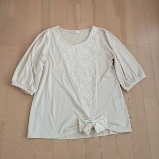イングリッド(INGRID)のイングリッドのカットソー M(Tシャツ(半袖/袖なし))