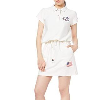 Champion - 新品 M champion golf wear ワンピース プロ使用モデル 白