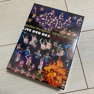モーニング娘。 - Hello!Project 2007 Winter LIVE DVD BOX【初