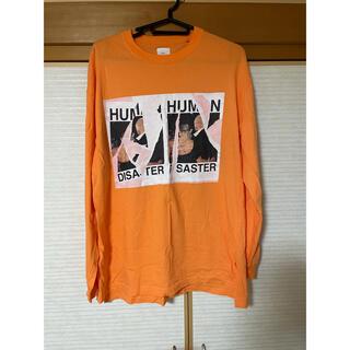 ステュディオス(STUDIOUS)の試着のみ Name. ロンT オレンジ(Tシャツ/カットソー(七分/長袖))