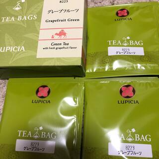 lupicia グレープフルーツ greentea 3袋(茶)