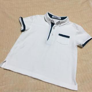 ファミリア(familiar)のmayumama様専用  ファミリアチエック  ポロシャツ  110(ブラウス)