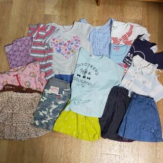 サンカンシオン(3can4on)の(あやか様専用)子供服まとめ売り 120 130女の子(その他)