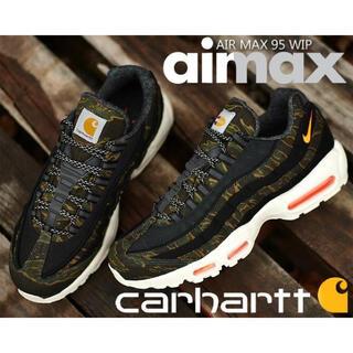 カーハート(carhartt)のnike×carhartt airmax95(スニーカー)