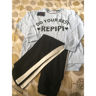 repipi armario - 《新品・タグ付き未使用》repipi armario パジャマ 150cm A