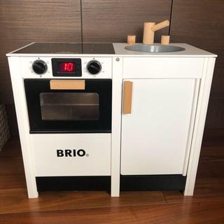 ブリオ(BRIO)のBRIO ブリオ キッチン おままごと システムキッチン タイマー(知育玩具)