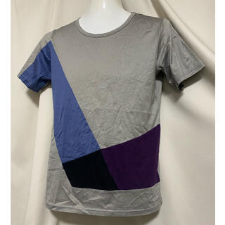 アトウ(ato)のato アトウ  切り替えデザイン Tシャツ カットソー(Tシャツ/カットソー(半袖/袖なし))