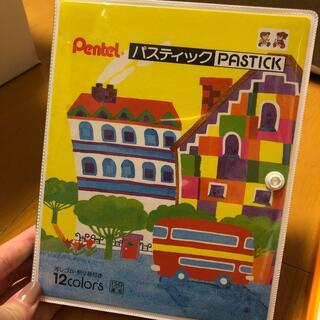 ぺんてる パスティック(クレヨン/パステル)
