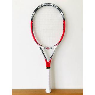 ウィルソン(wilson)の【新品同様】ウィルソン『BLX Steam 100』テニスラケット/錦織圭モデル(ラケット)