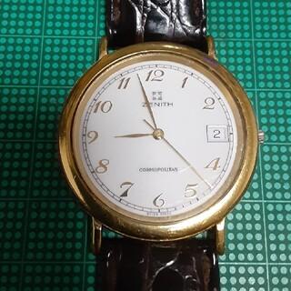 ゼニス(ZENITH)のゼニス コスモポリタン Qz(腕時計(アナログ))