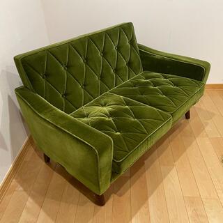 カリモクカグ(カリモク家具)のカリモク60 ロビーチェア2シーター(二人掛けソファ)